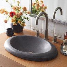 Cuyama Stone Bathroom Sink