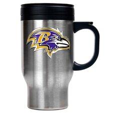 NFL 16 Oz. Thermal Mug with Emblem