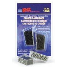 Disposable Carbon Cartridge (2 Pack)