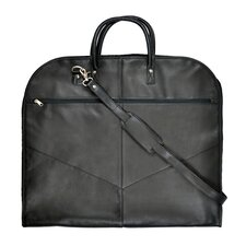 Royce Leather Garment Suit Travel Bag Luggage in Milano Genuine Leather