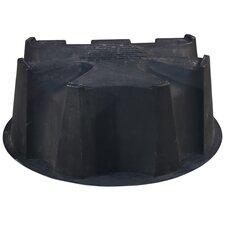 Flatback Rain Barrel Stand