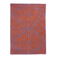 African House Area Rug