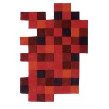 Do-Lo-Rez Red Area Rug