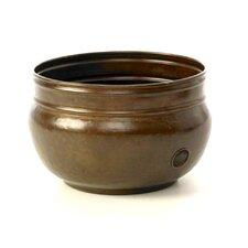 Steel Rustic Hose Pot