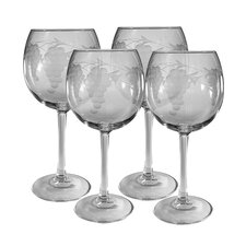 Sonoma Ballon Red Wine Glass (Set of 4)