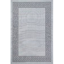 Bahamas Antracite Outdoor Area Rug
