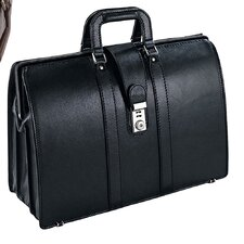 Lawyer Leather Laptop Briefcase