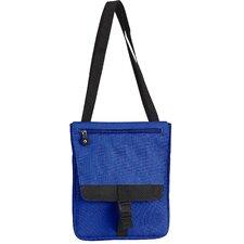 """9"""" Messenger Bag with 1 Zippered Pocket"""