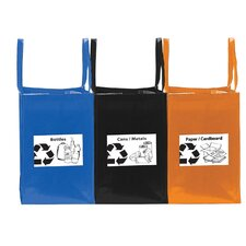 Recycling Shopping Tote (Set of 4)
