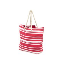 Stripe Shopping Tote (Set of 2)