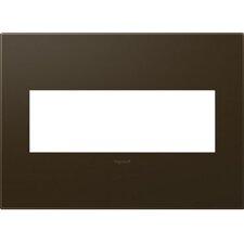 adorne 3-Gang Wall Plate