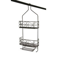 Scroll Shower Caddy