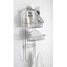 Deluxe Adjustable Shower Caddy with Extra Deep
