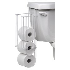 Tank Mounted Over The Toilet Tissue Holder