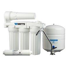 Five-Stage Reverse Osmosis Water Filtration System