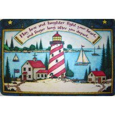 Light House Doormat