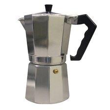 Aluminum Stovetop 1 Cup Espresso Maker