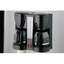 Specialty Electrics Double Carafe Coffee Maker
