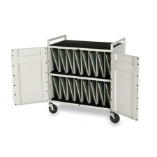 Core™ 15-Compartment Laptop Storage Cart