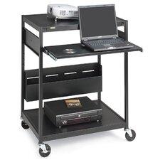 Data Projector AV Cart