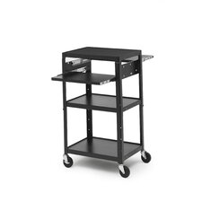 Basic Adjustable AV Cart