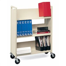 Duro Series Book Cart