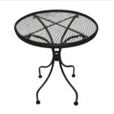 Charleston Wrought Iron Side Table
