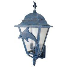 Americana 3 Light Wall Lantern