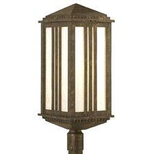 "Parisian Elegance 1 Light 31"" Post Lantern"