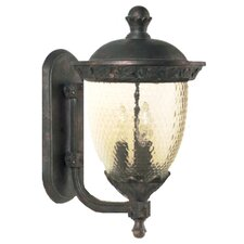 Tuscany 3 Light Wall Lantern
