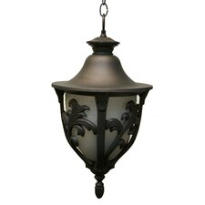 Tuscany 3 Light Outdoor Hanging Lantern