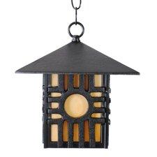 Americana 1 Light Outdoor Hanging Lantern