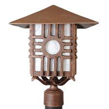 "Americana Zia Series 1 Light 21.25"" Post Lantern"