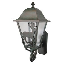 Americana 3 Light Wall Lantern