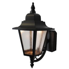 Kiss Series 1 Light Wall Lantern