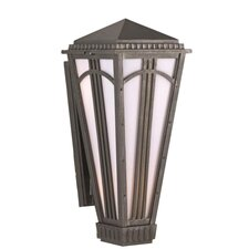 Parisian Elegance 1 Light Wall Lantern