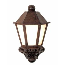 Tuscany 1 Light Wall Lantern