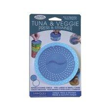 Tuna and Veggie Press and Strainer