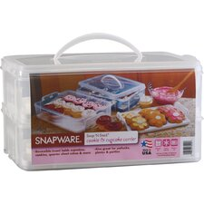 Two Layer Cupcake Keeper