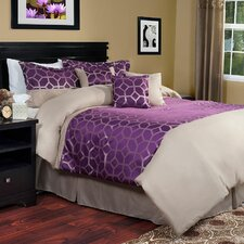 Aria 7 Piece Comforter Set