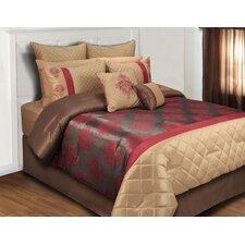 Monarch 8 Piece Comforter Set