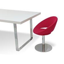 Crescent Round Chair