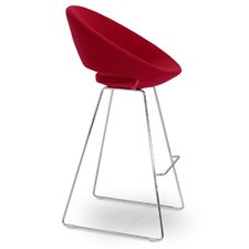 """Crescent Wire 29"""" Bar Stool"""