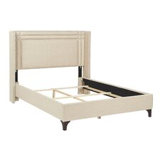 Skyler Wingback Bed