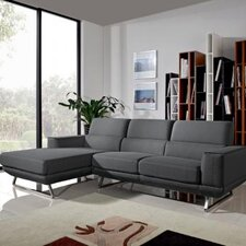 Divani Casa Becket Modern Sectional