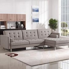 Divani Casa Smith Modern Sectional