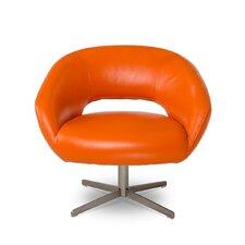 Divani Casa Studio Modern Leisure Arm Chair