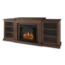 Frederick Entertainment Center with Electric Fireplace