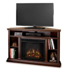 Churchill TV Stand with Electric Fireplace