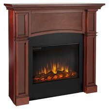 Bradford Slim Electric Fireplace